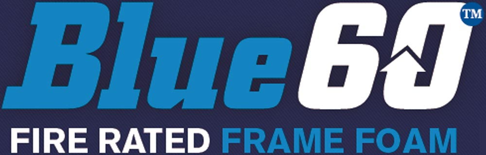 Blue 60 Logo  sc 1 st  Cotswold Doors & Installation Guide - Cotswold Doors Blue60 fire retardant foam