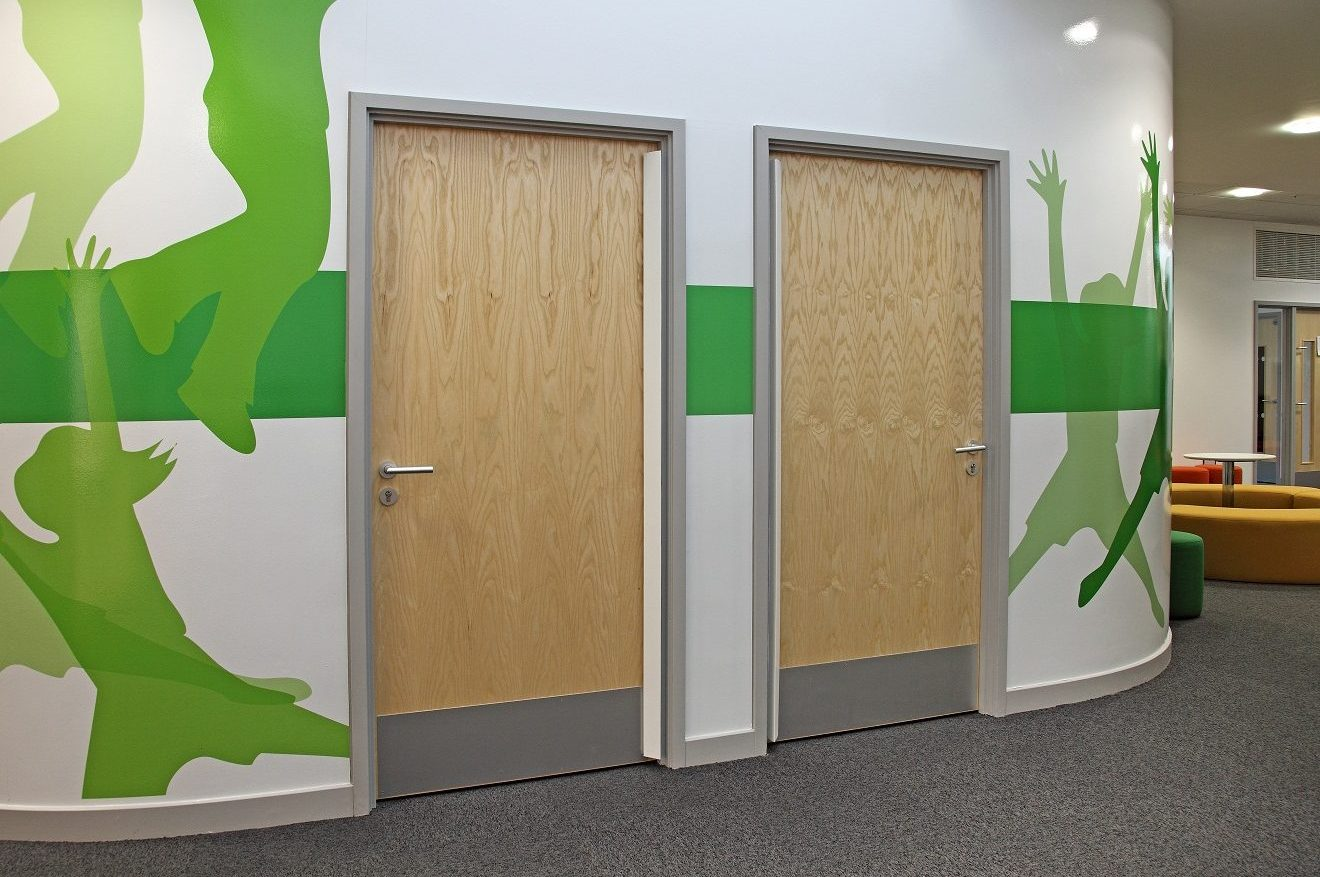 Cotswold Doors Ltd Hospital Doorsets