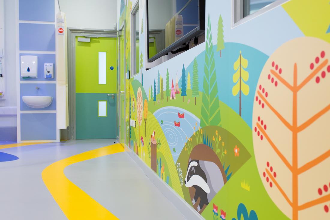 Cotswold Doors Ltd Hospital Door