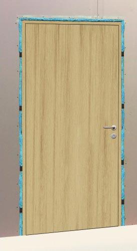 Blue 60 Door