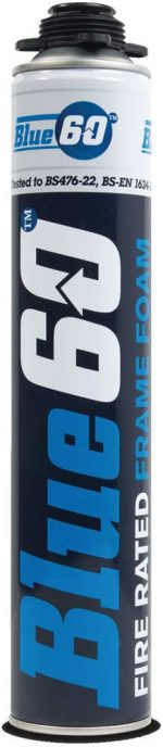 Blue 60 Can