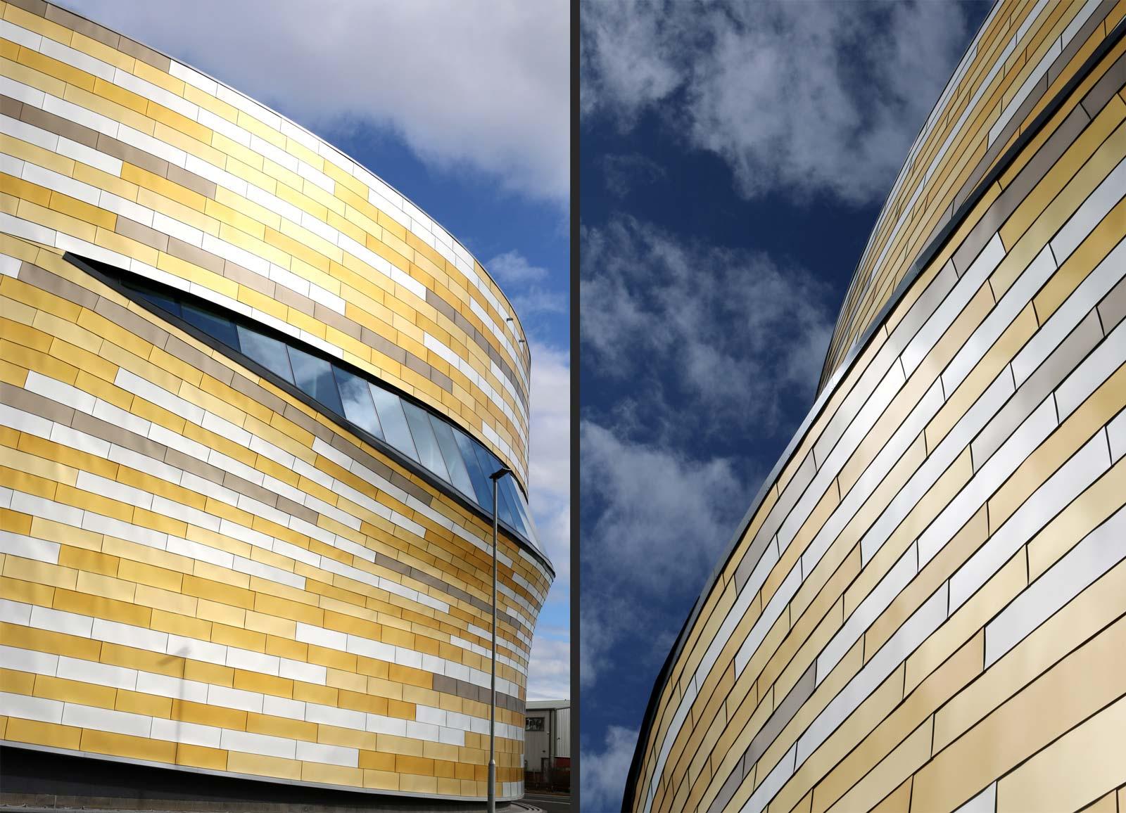 Derby Velodrome building image